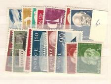 1961 MNH year , Noorwegen, Norway, Norge, Norwegen, Postfris**