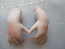 Doll Making or Repair~Cute Dimpled Baby Hands #2