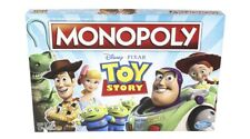 Toy Story Monopoly Game Disney Pixar Toy Story Edition