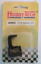 FRONT HUBS - HOBBYTECH - R/C CARS A0503