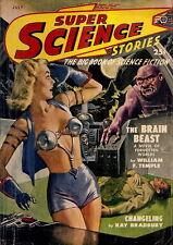 SUPER SCIENCE Stories, July, 1949. Volume 5, #3.