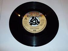 "Donna Summer-DIM todas las luces - 1979 Reino Unido 7"" Juke Box SINGLE VINILO"