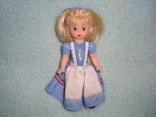 "Mcdonald's Madame Alexander 2010 doll Alice in Wonderland 5"""