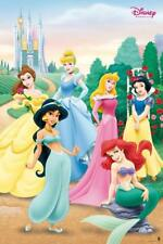 DISNEY PRINCESS - COLLAGE POSTER 24x36 - 160747