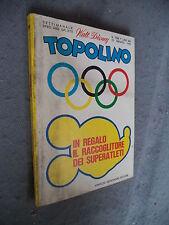 TOPOLINO # 1069 - 23 MAGGIO 1976 - WALT DISNEY - MONDADORI
