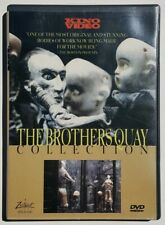* BROTHERS QUAY COLLECTION 1984-1993 DVD Stop-Motion Animation HIS NAME IS ALIVE