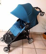 Buggy Baby Jogger City Mini ZIP Kinderwagen kompakt faltbar Türkis B-Ware