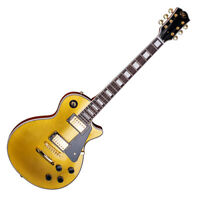 SX ELECTRIC GUITAR LP STYLE STUNNING GOLD TOP MODEL GREAT QUALITY & PRICE