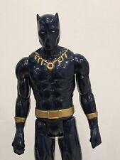 "Hasbro Marvel 2015 Avengers Black Panther 12"" Figure"