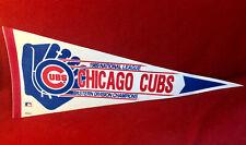 1989 N.L. Eastern Division Champions Chicago Cubs Souvenir Pennant