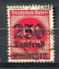 Reich 292 gebruikt; infla geprüft
