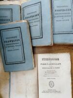 Viaggi Chateaubriand Itineraire de Paris a Jerusalem Reycend 1832