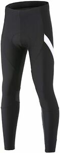 Santic Men's Cycling Bike Pants 4D Padded Long Bicycle Compression Tight