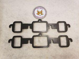 GBE OLDSMOBILE 350-455 HEADER FLANGES - LASER CUT