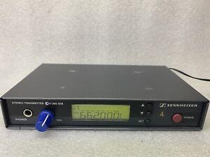 Sennheiser EW300 IEM Wireless In-Ear Monitor Transmitter B band 630-662 SR300IEM