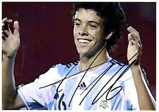 FRANCO DI SANTO IN ARGENTINE KIT HAND SIGNED 7 x 5 COLOUR PHOTOGRAPH