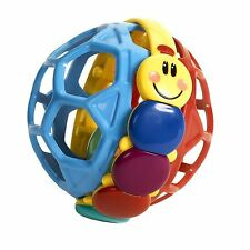 Kids II Baby Einstein Bendy Ball - Toddlers Fun Multicolour Activity Toy - New