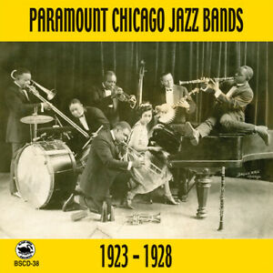 Various Artists - Paramount Chicago Jazz Bands 1923-1928 [New CD]