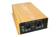 Spannungswandler Wechselrichter 2500 5000 Watt 24V  reiner Sinus G