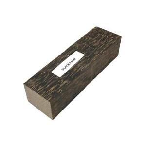 "Beautiful!   Inlay Wood Blanks BLACK PALM    1/4"" x 1-1/2"" x 9""  Free shipping"