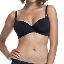 Fantasie Swimwear Seattle Sweetheart Bikini Top Black 5008