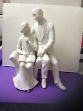 """Lasting Memories By Kim Lawrence,""""Forever My Love"""" Figure,Ornament,112014,Enesco"""