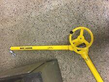 Sky Hook 500 Lb Capacity Manual Crane with Floor Base.