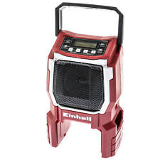 Einhell Baustellenradio TE-CR 18 Akku-Radio Werkstattradio Power X Change