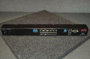 APC NBRK0200 NetBotz Rack Monitor 200 Module