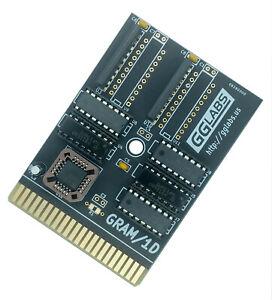 GGLABS GRAM/1D Commodore 64/128 1024K memory expansion geoRAM clone - REU 1MB