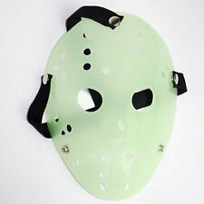U Halloween Jason Voorhees Mask Friday The 13th Horror Movie Hockey Costume Prop