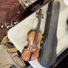 Old Fine Russian 4/4 Violin by Julius Heinrich Zimmermann 100 years old - Nice