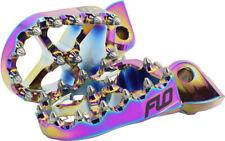 Flo Motorsports Jet Fuel Pro Series Footpegs for Honda CRF FPEG-792J MX Dirt