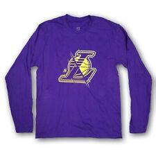 Los Angeles Lakers NBA Men's Purple Lakers Long Sleeve T-shirt