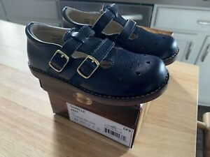 Footmates Danielle Mary Jane - Size 9 - With Box And Wide Inserts