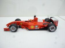 Hotwheels F1 Ferrari F2001 Michael Schumacher 1:18 Good Condition