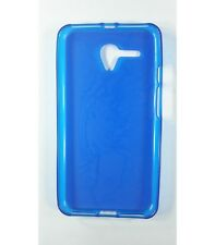 Funda de gel TPU carcasa protectora silicona para Alcatel Pop 3 5.5 Azul