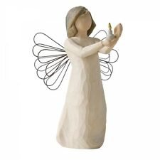 Willow Tree Figur / Engel der Hoffnung / ANGEL OF HOPE / 13 cm