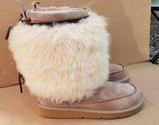 1a2a8750f08 UGG Australia Metallic Fur Boots for Women for sale | eBay