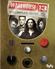 Warehouse 13: The Complete Series [New Blu-ray] Boxed Set, Snap Case