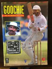 More details for nasser hussain & graham gooch signed the testimonial year 1995 cricket book rare