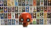 Funko Pop Mystery Box + Spider-Man Pint Sized Heroes Figure READ!