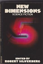 New Dimensions Science Fiction ,edited by Robert Silverberg, Book Club Edition
