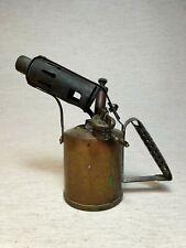 British Monitor Made Brass Blow Lamp