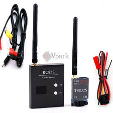 Boscam TX FPV 5.8G 600mw Wireless AV Mini Transmitter TS832 Receiver RC832 SMA