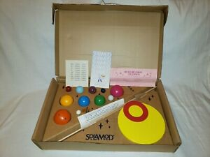 Vintage Wooden 3D Solar System Model - Solamod - Canada - Pappa Gepetto's Toys