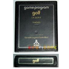 GOLF Atari Vcs 2600 Text Label »»»»» CARTUCCIA