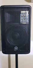 PA System - 2x Yamaha DBR10 700w Powered Speakers & Soundcraft Spirit E8 Mixer.