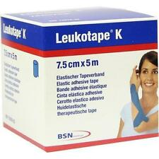 Leukotape K 7,5 cm azul 1 St
