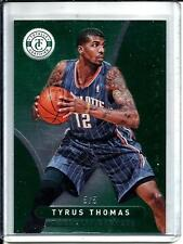 Tyrus Thomas 12/13 Panini Totally Certified Emerald #5/5
